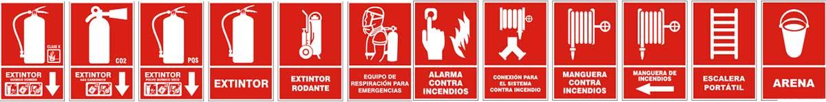 Señalización de emergencia